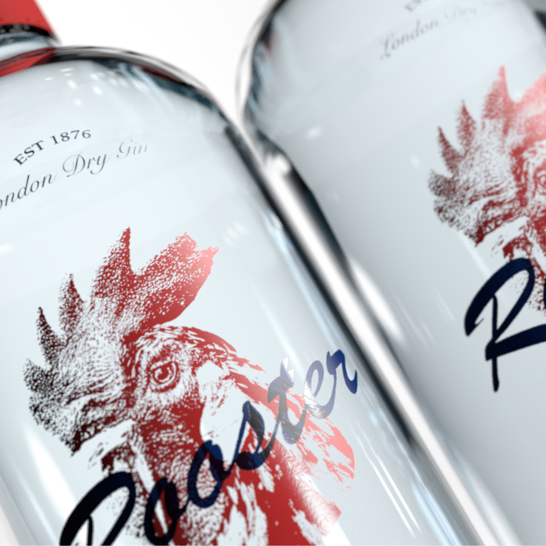 Rooster- London Dry Gin