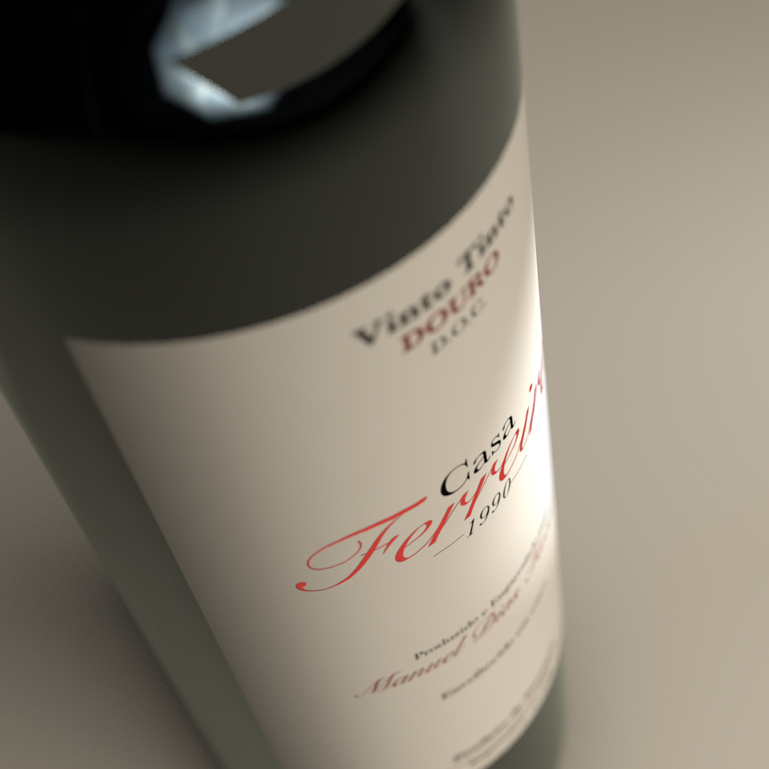 Casa Ferreira - Red Wine
